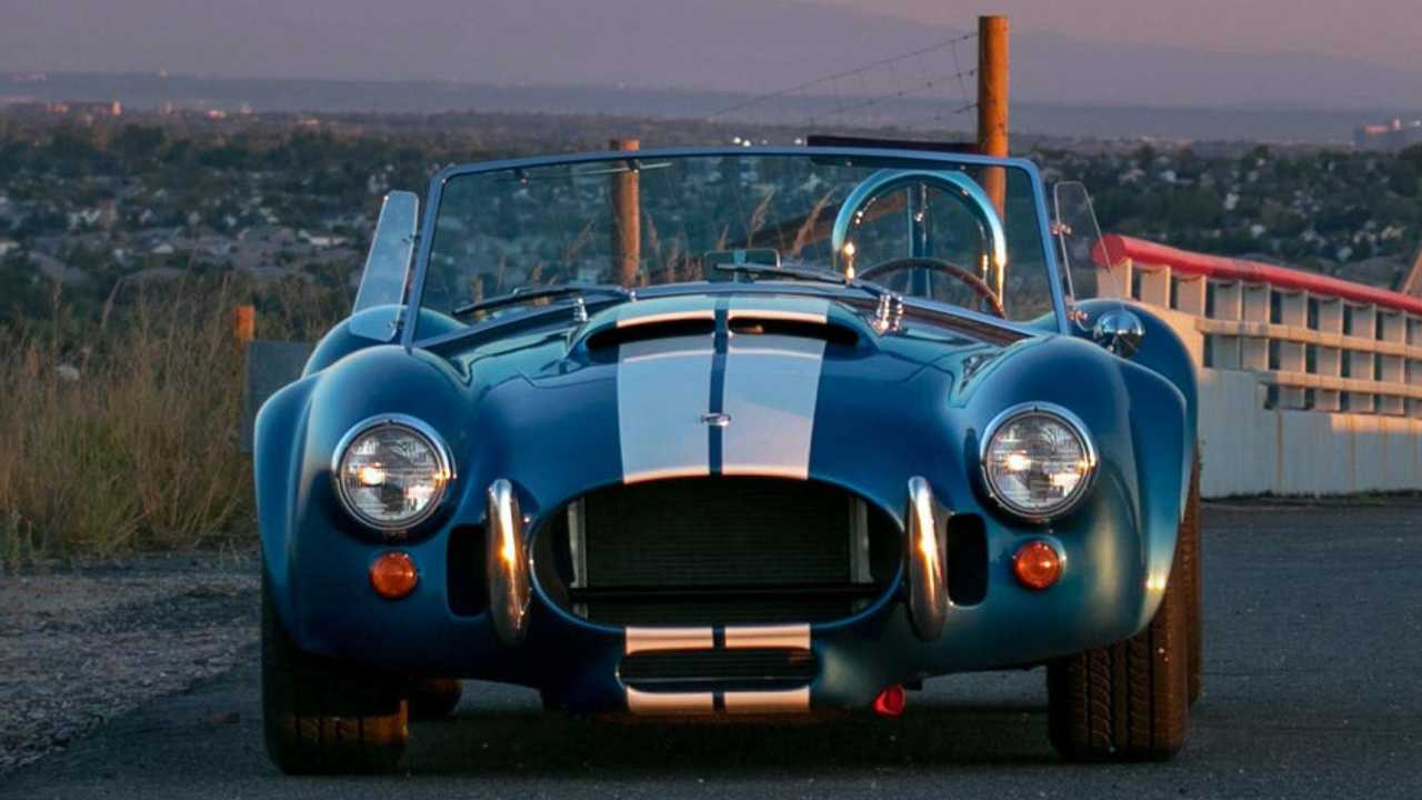 Rule The Roads In This 1965 Shelby Cobra Replica