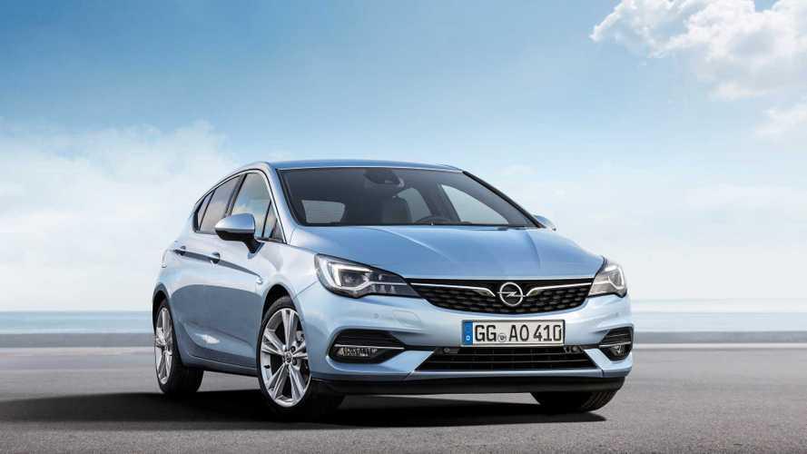 Prueba Opel Astra 2020, más eficiente y atractivo
