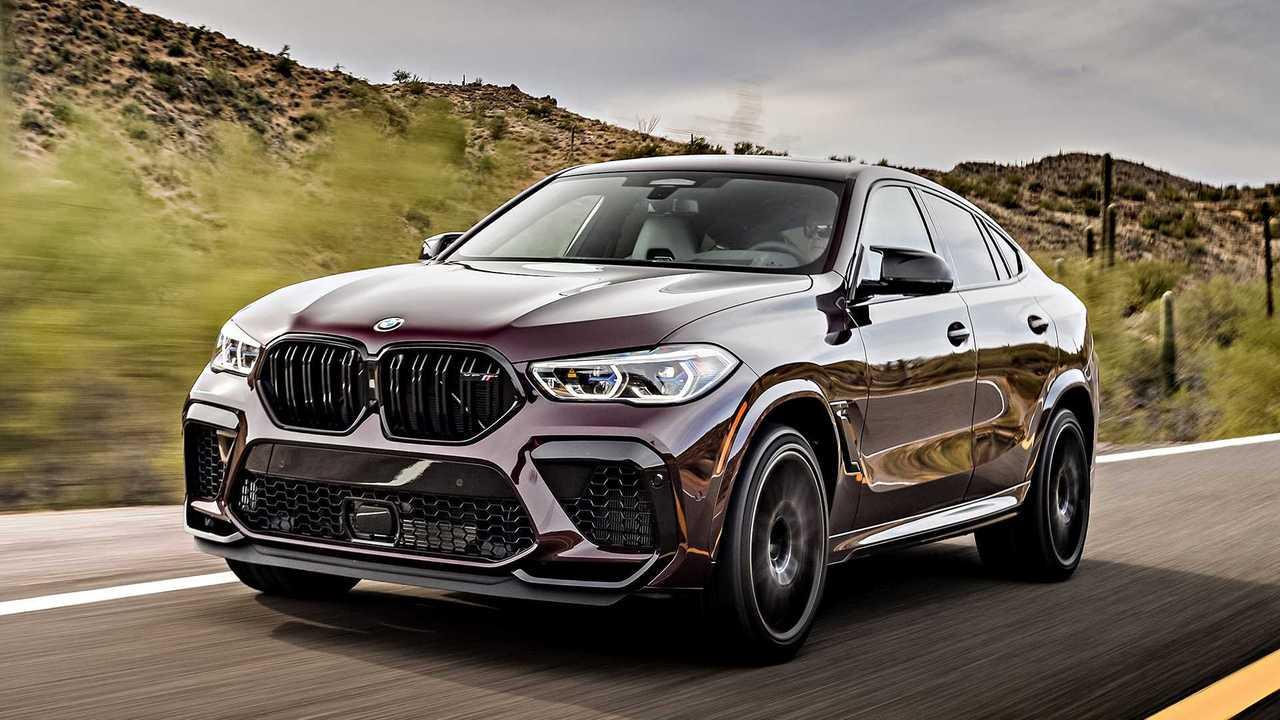BMW X6 M (2020) im Test