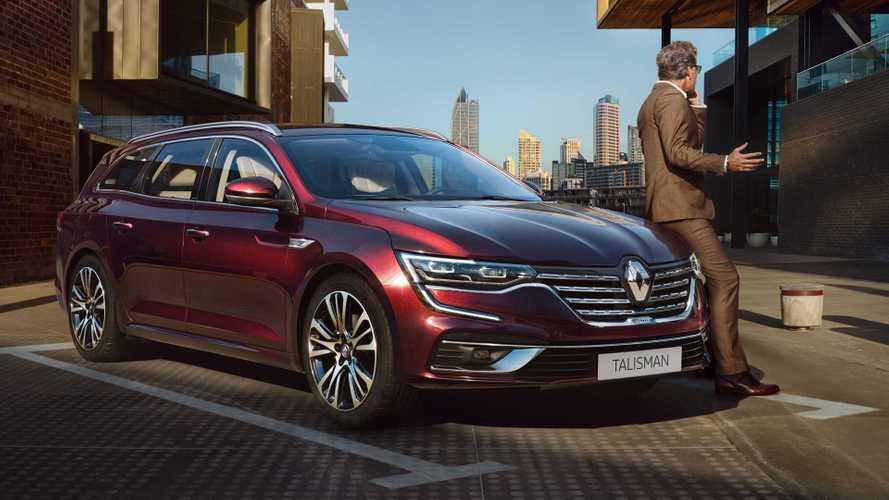 Renault Talisman Facelift (2020): Preise und Marktstart (Update)