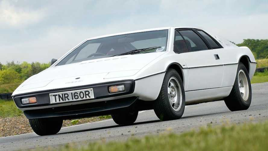 Lotus Esprit Buying Guide