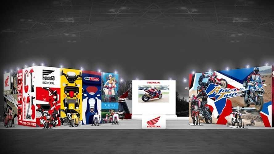 Honda: in Asia per i nuovi modelli la presentazione è virtuale