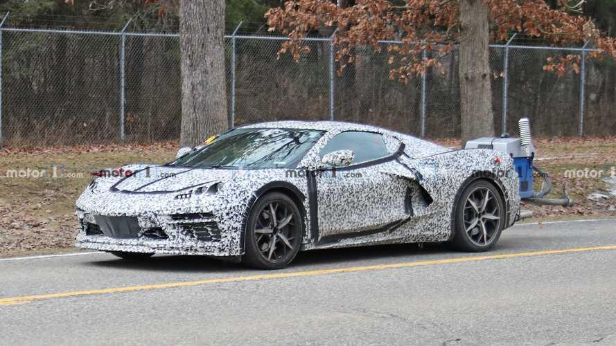 Joe Biden, üretilecek ilk elektrikli Corvette'e talip oldu!