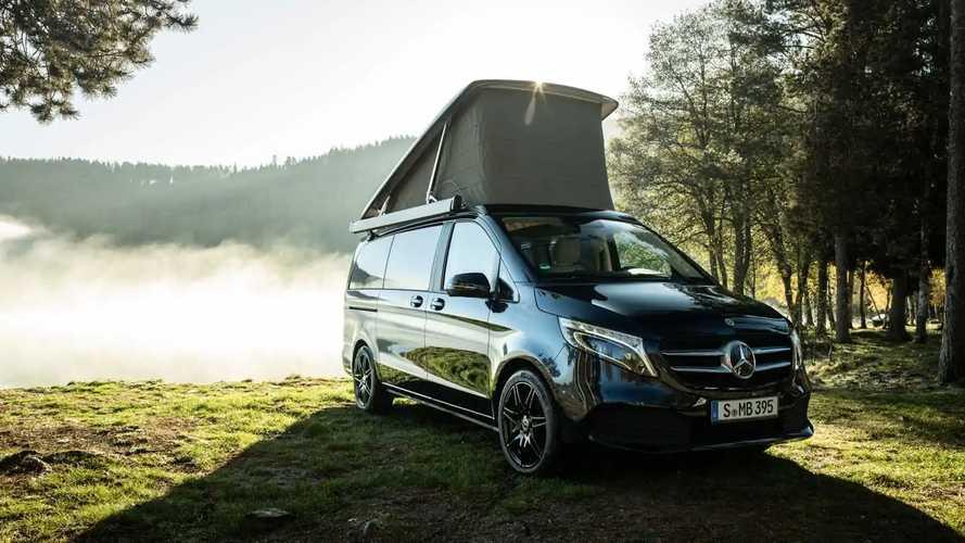 Mercedes-Benz Marco Polo con MBUX e MBAC