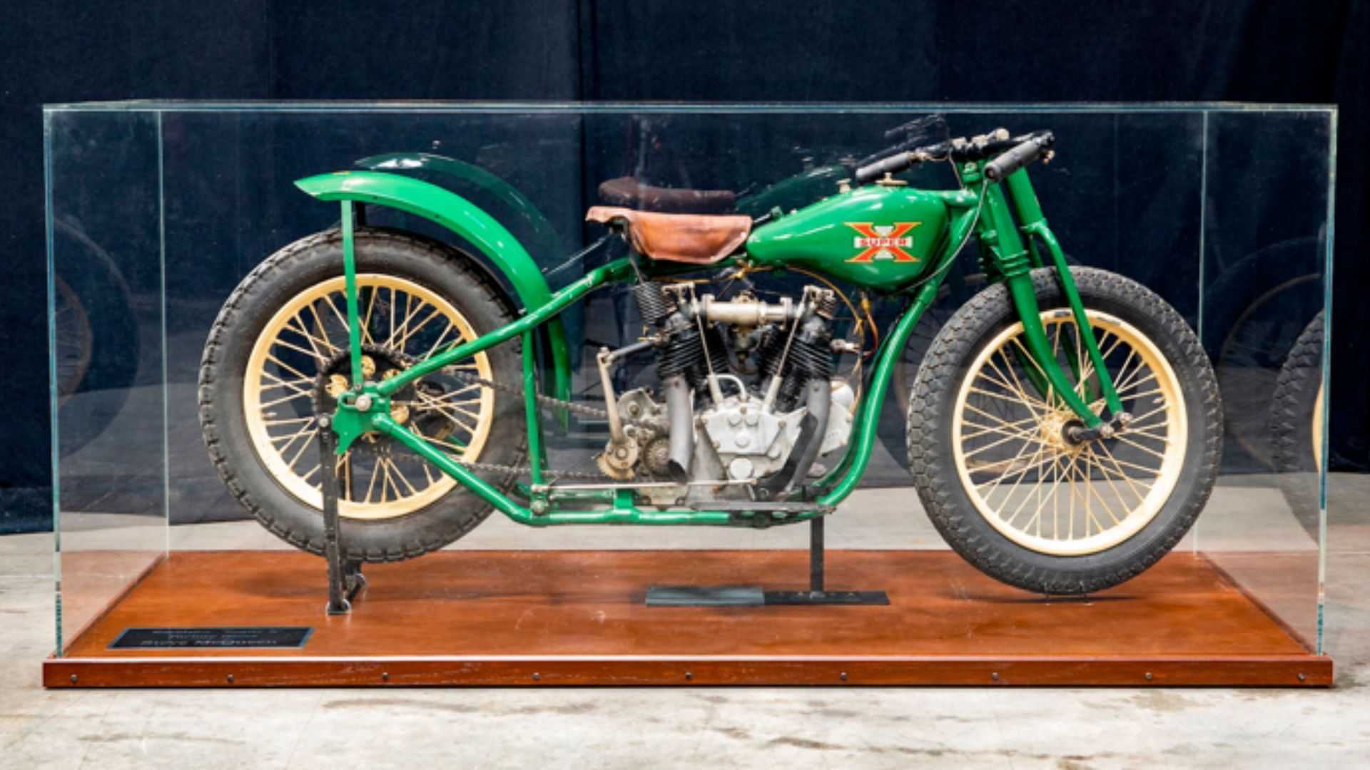 "[""Own History With This 1926 Excelsior Super X""]"