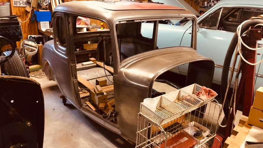Take On A 1932 Ford 5-Window High Boy Steel Project