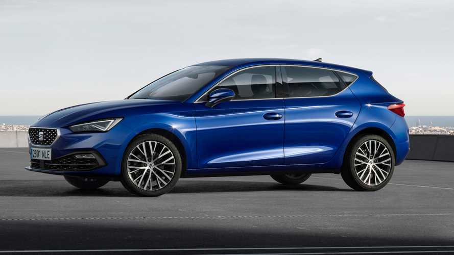2020 SEAT Leon hatchback, estate revealed following €1.1B investment