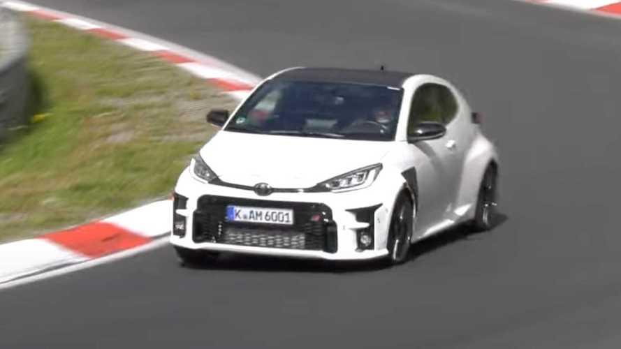 Toyota Yaris GRMN Baru, Lebih Hardcore Saat Diuji di Nurburgring