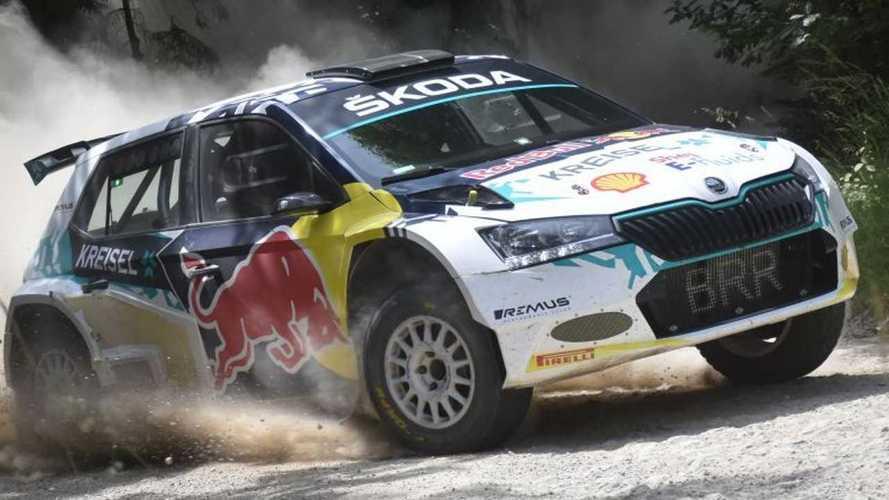 Skoda Motorsport представила электрический болид RE-X1 Kreisel