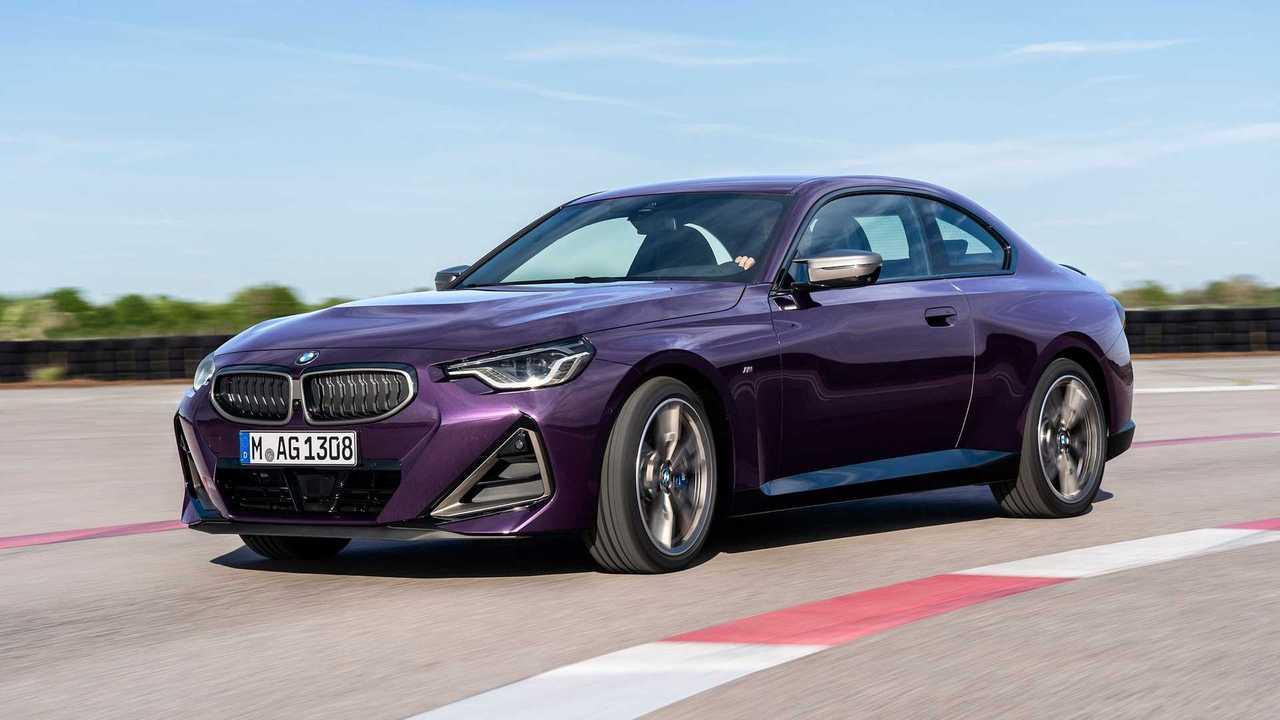 Todo sobre el BMW Serie 2 Coupé 2021