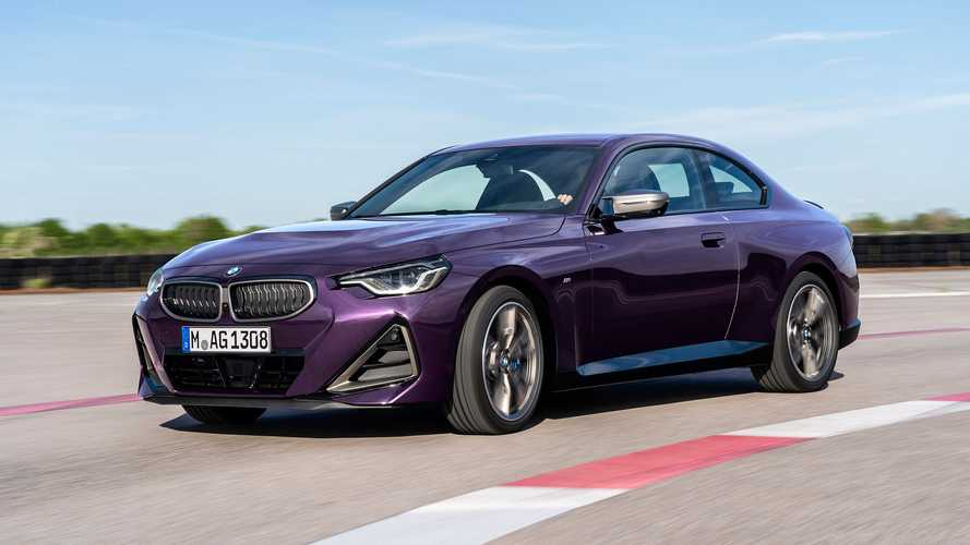 BMW Serie 2 Coupé 2021: pureza deportiva