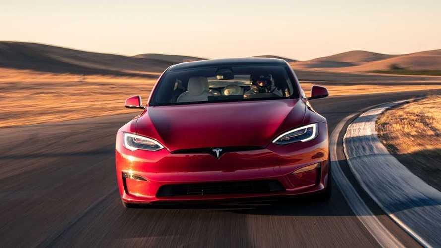 La Tesla Model S Plaid fait le 0 à 100 km/h en 1,98 seconde !