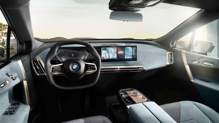 BMW iDrive, tutto sull'ottava generazione in arrivo su iX e i4