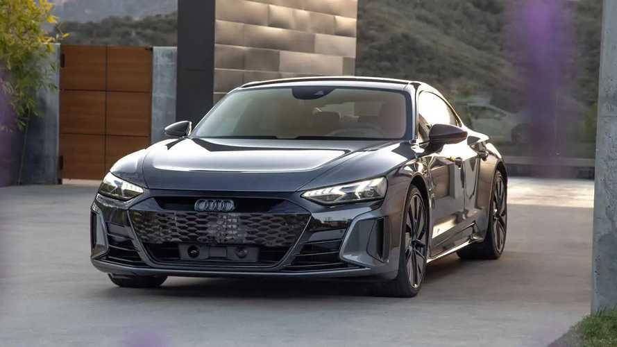 Audi Will Retain Its Singleframe Grille In The EV Era