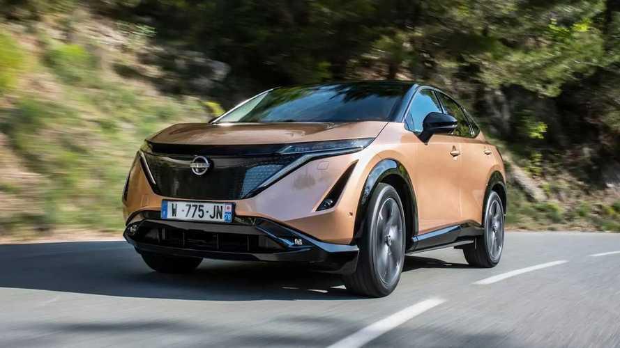 Nissan Announces Ariya Prices In Norway
