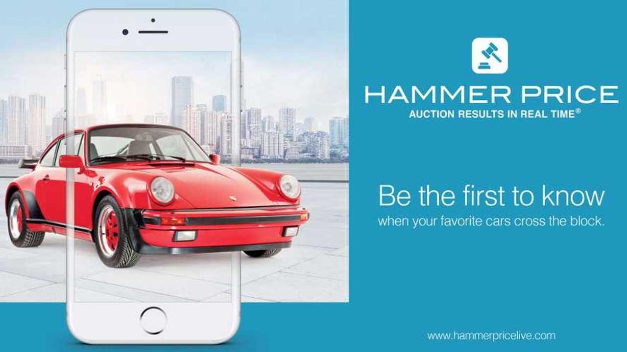 Motorsport Network Acquires Hammer Price