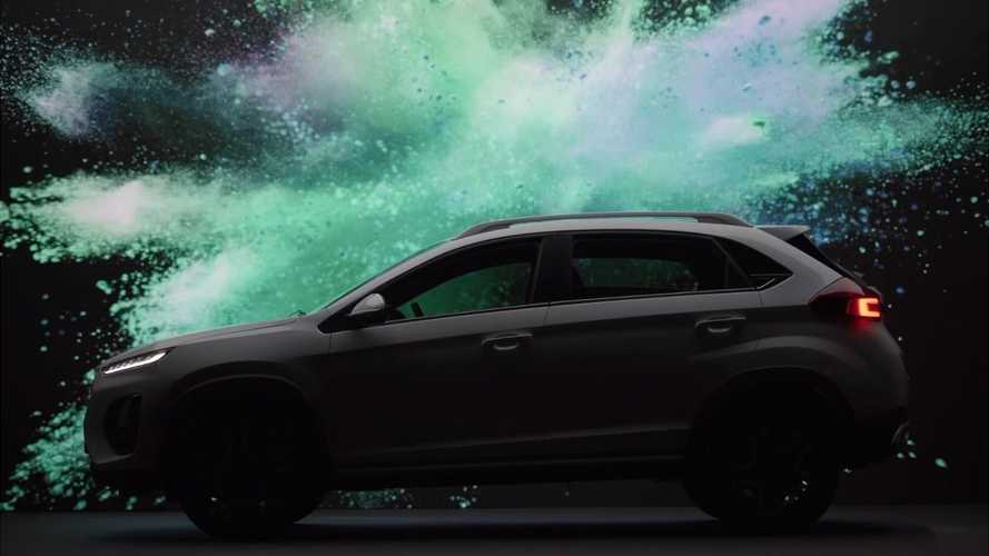 Tiggo 3X Turbo: este é o nome do novo SUV da Caoa Chery