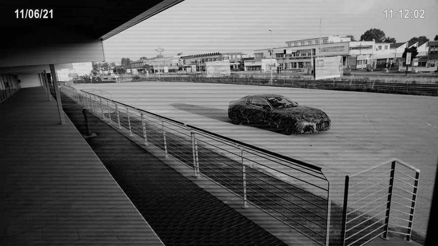 Teaser - Maserati GranTurismo (2022)