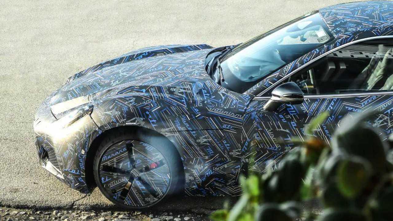 Maserati GranTurismo Prototype