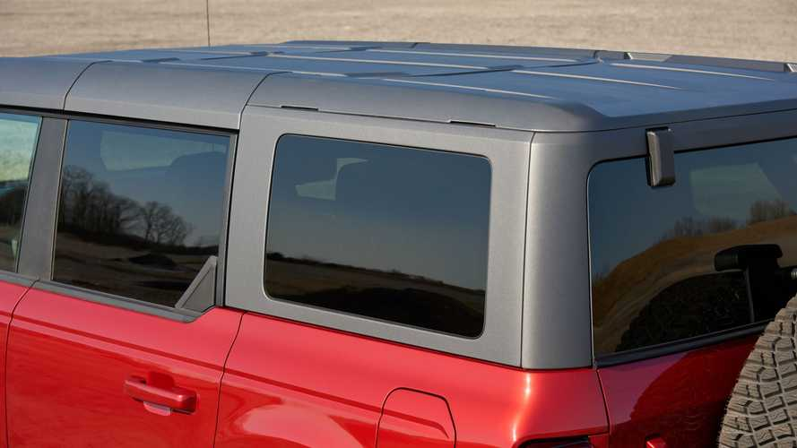 Hardtop Is Cause Of Delay For Some Ford Bronco Orders