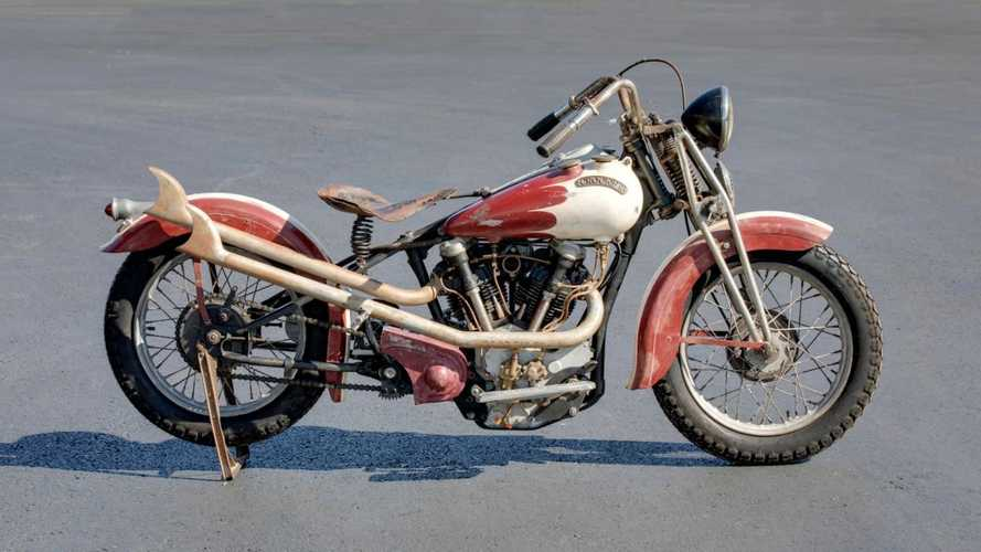 This Beautiful Crocker Survivor Is Going Up For Auction