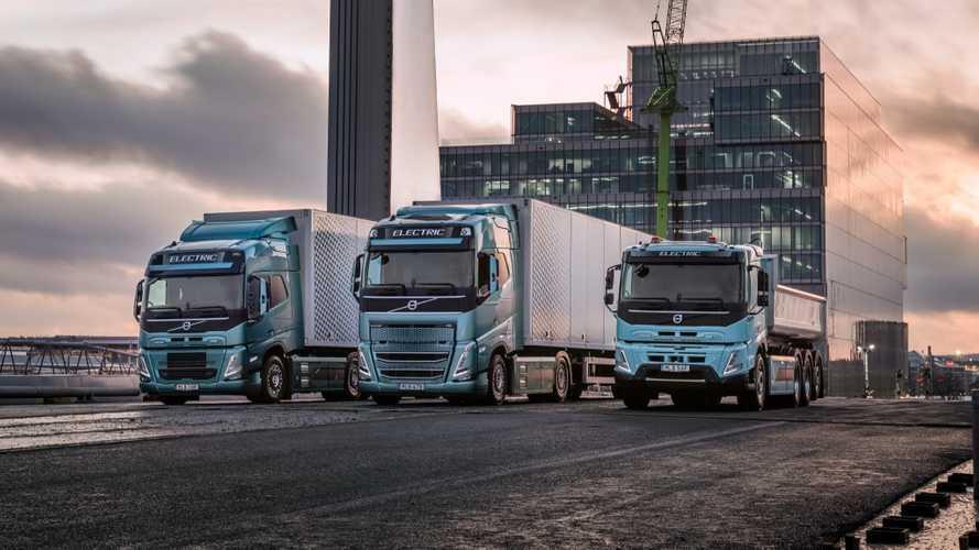 Daimler, Volvo ve Traton'dan şarj istasyonları için önemli adım!