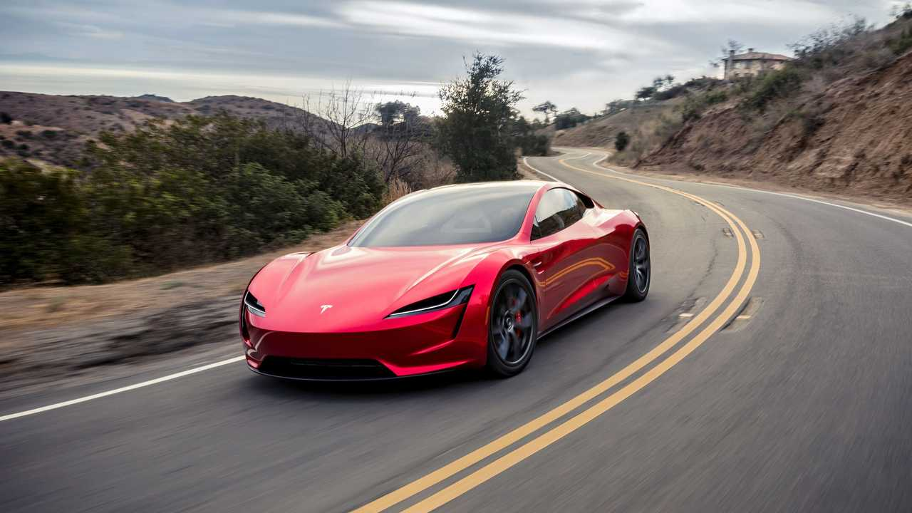 La Tesla Roadster