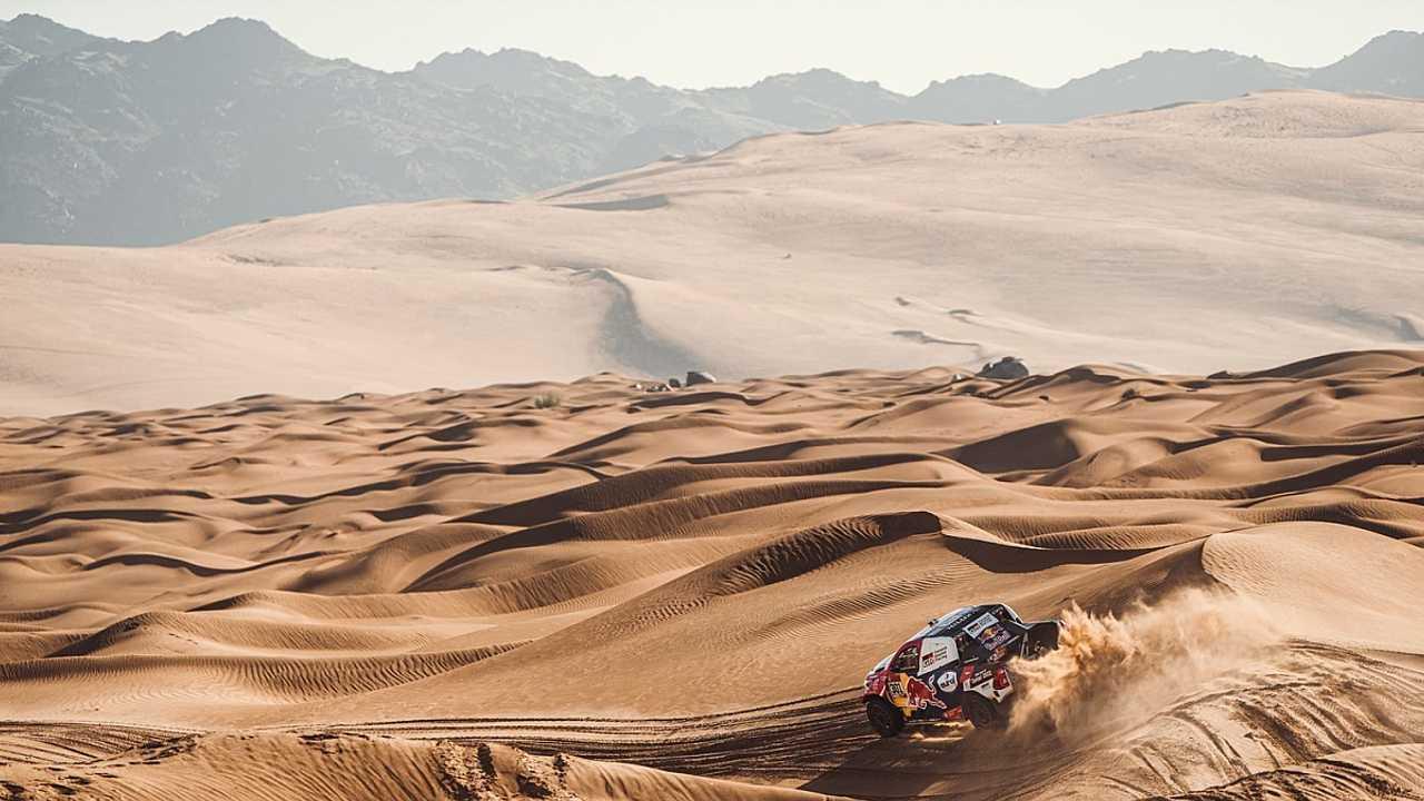 Dakar Rally FIA 2022 Cross-Country World Championship