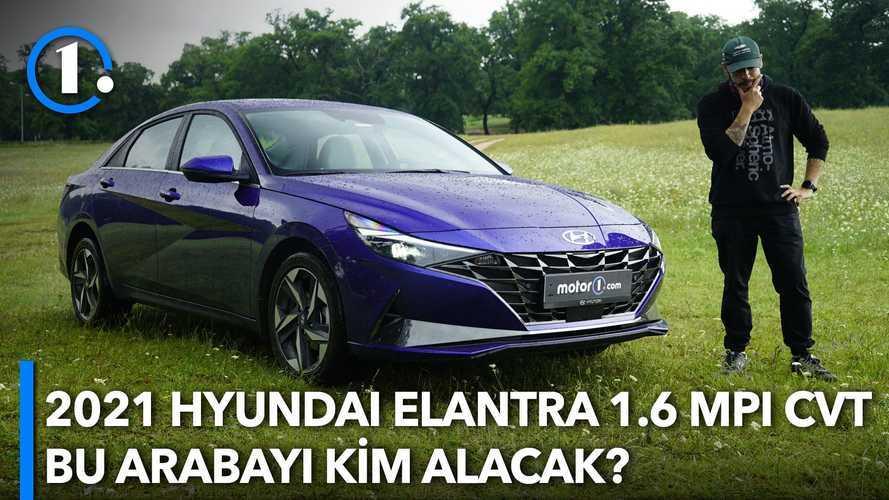 2021 Hyundai Elantra Elite Plus 1.6 MPI CVT | Neden Almalı?