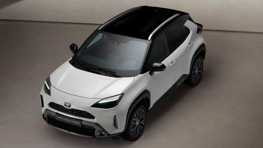Toyota Yaris Cross Adventure debuts with rugged upgrades