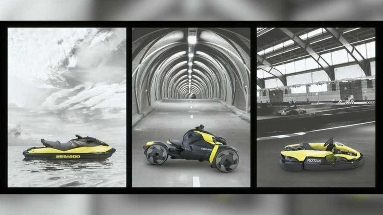 BRP Electric Vehicle 2026 Announcement