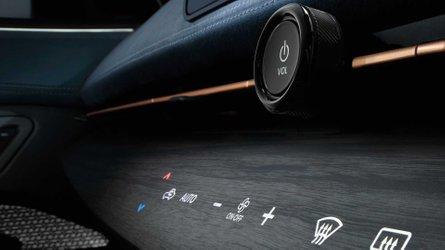 Check out Nissan Ariya's next-gen haptic controls