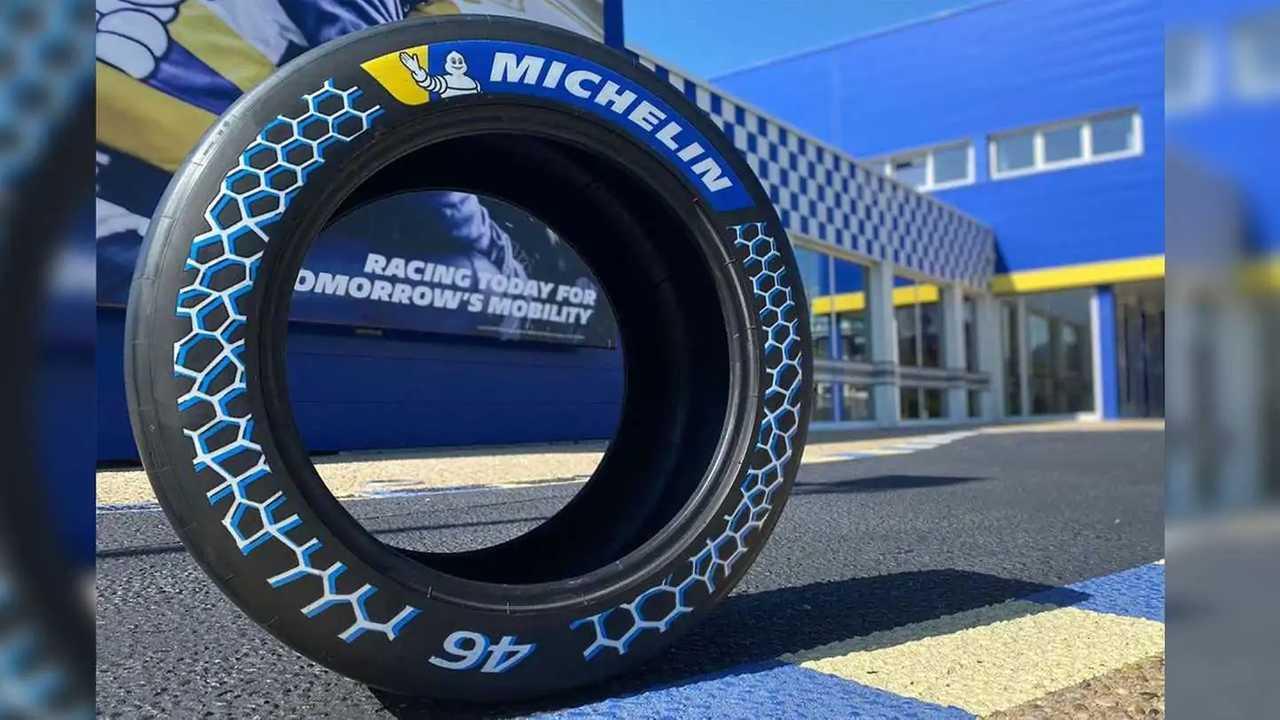 Michelin's Sustainable Tire