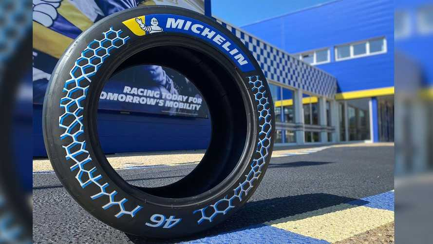 Michelin unveils tyre that's nearly 50 percent sustainable