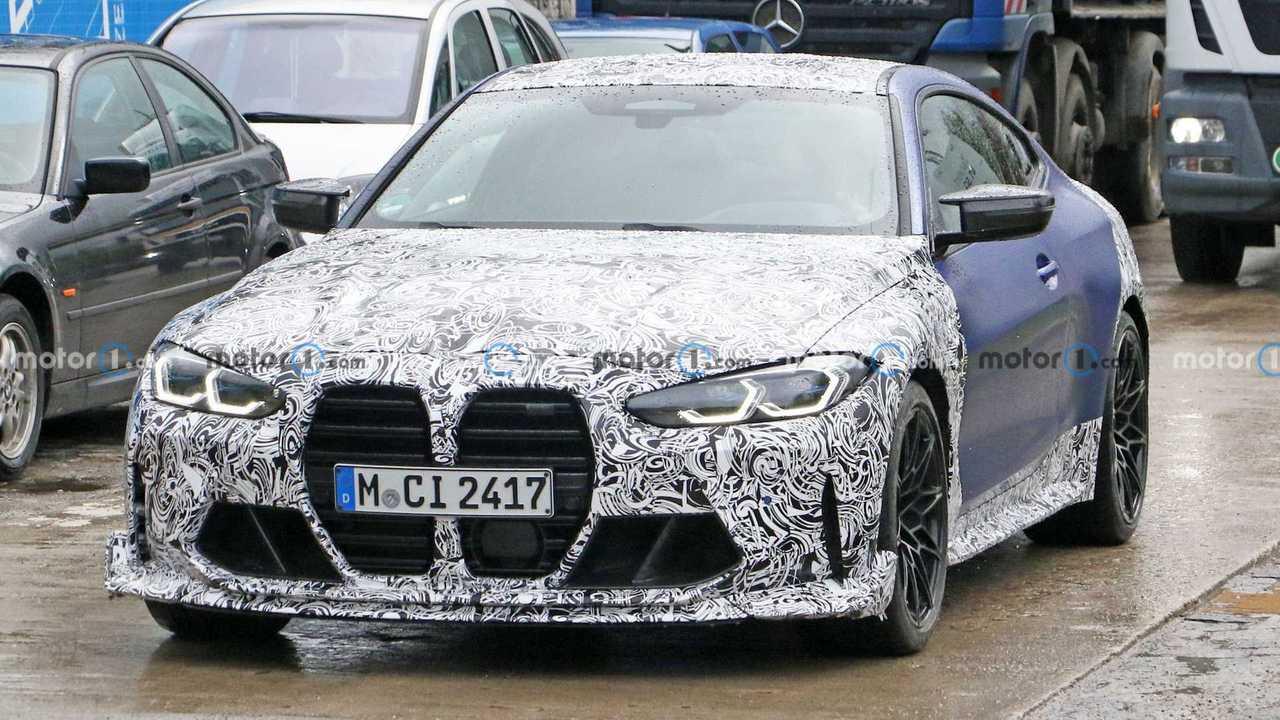 В 2022 году BMW выпустит 540-сильный M4 CSL