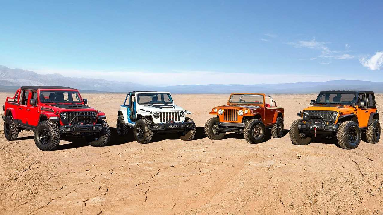 Jeep Easter Safari 2021