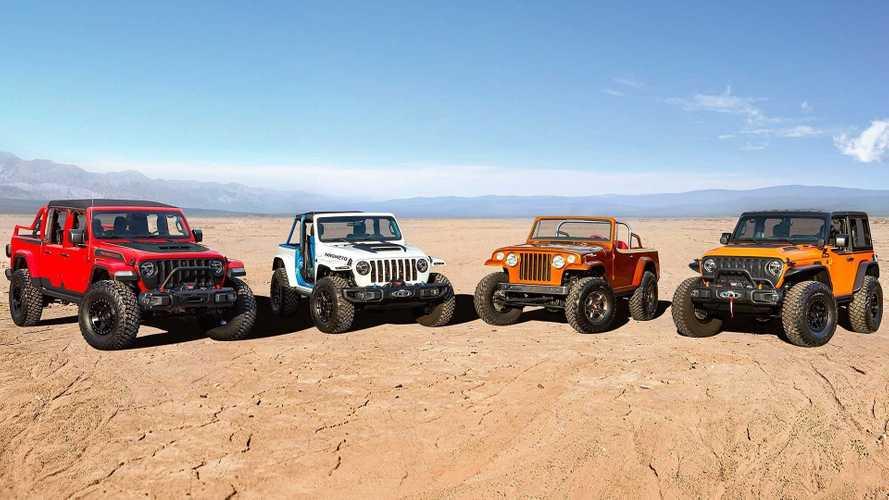 Easter Jeep Safari 2021: Alle Offroad-Konzepte im Detail