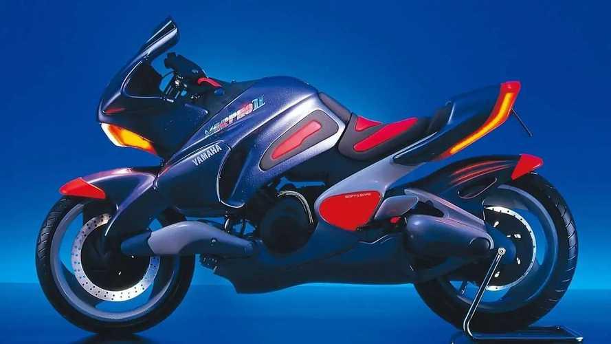 Yamaha Morpho and Morpho 2 Concept