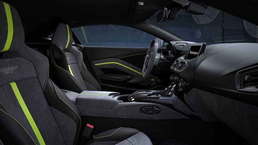 Búcsút int a manuális váltóknak az Aston Martin