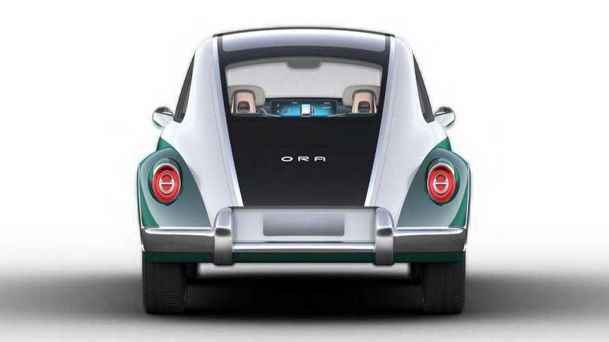 Ora Punk Cat, copia china del VW Beetle clásico
