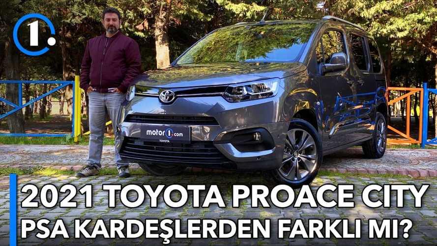2021 Toyota Proace City Passion X-Pack | Neden Almalı?