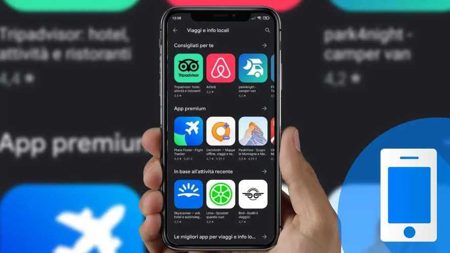 Tutte le app utili per viaggiare in auto