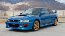 Subaru Impreza STi für über 300.000 US-Dollar verkauft