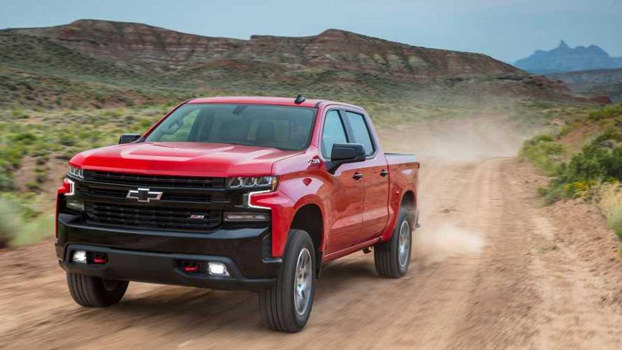 GM kündigt eine Elektroversion des Chevrolet Silverado an