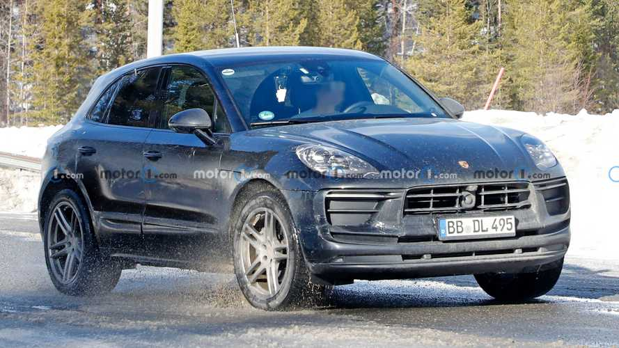 Porsche Macan Facelift Coming With More Power For All Models