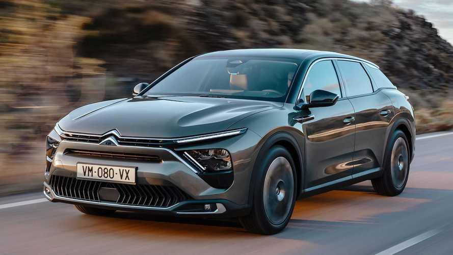 Citroën C5 X 2021: la originalidad al poder