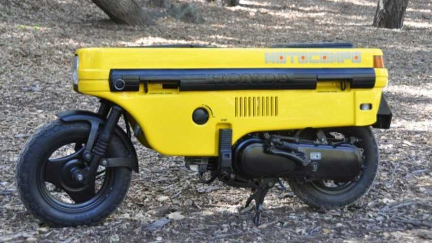 This Little 1982 Honda Motocompo Is Looking For A New Home