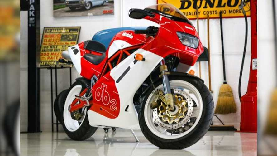 This Stunning 1993 Bimota DB2 Is Looking For A New Home