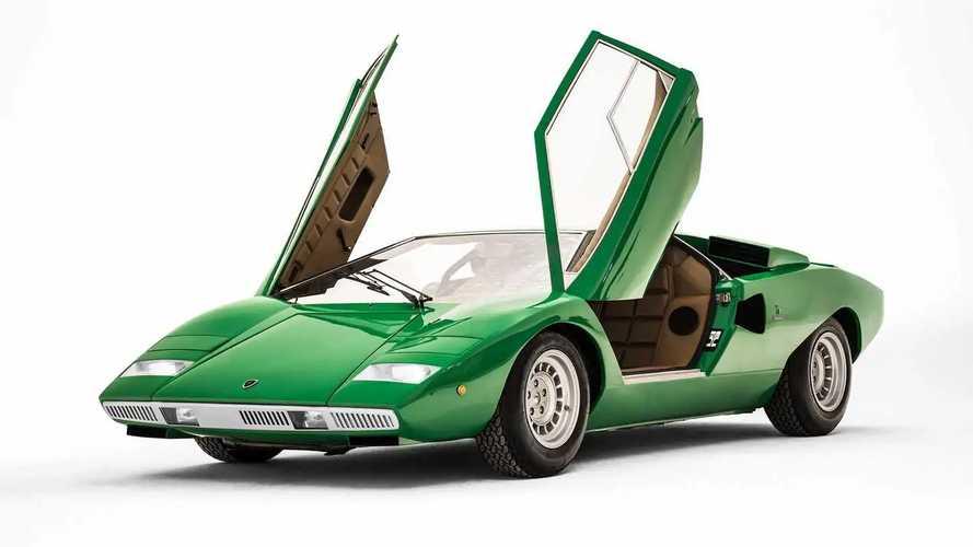 Lamborghini Countach: Sudah 50 Tahun tapi Desainnya Jadi Fondasi