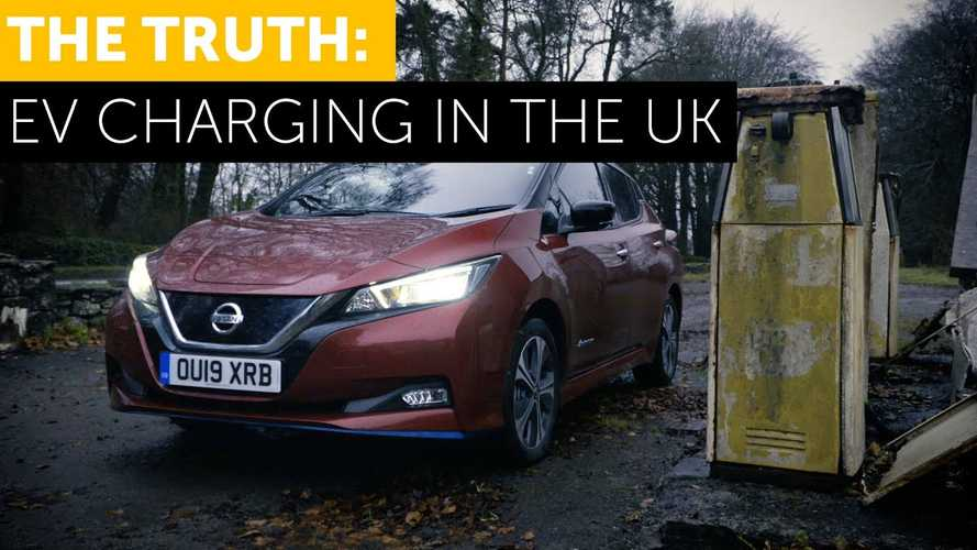 Is The UK EV Charging Network As Bad As They Say In This Video?